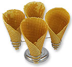 Classic Waffle Cones