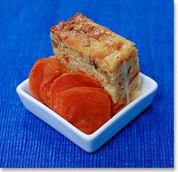 Apricot Bread.